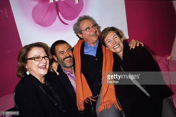 Josiane Balasko, Jose Garcia, Daniel Prevost, Isabelle Dorval