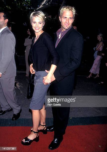 Josie Bissett and Rob Estes at the FOX Television Unveils Its 19981999 Primetime Schedule Tavern on the Green New York City