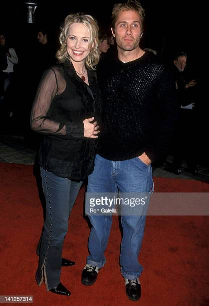 Josie Bissett and Rob Estes at the Premiere of 'Orange County' Paramount Pictures Hollywood