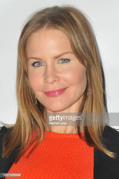 Josie Davis attends Unstoppable Warrior Women at Yamashiro Hollywood on October 16 2018 in Los Angeles California