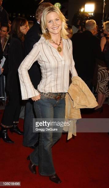 Josie Davis during Adaptation Premiere Los Angeles at Mann Village Theatre in Westwood California United States