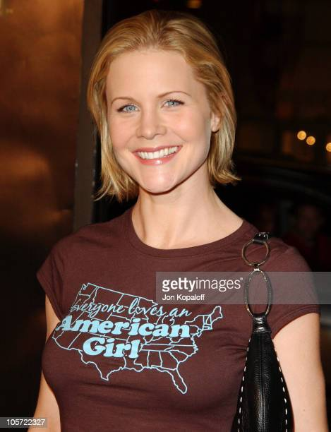 Josie Davis during Constantine Los Angeles Premiere Arrivals at Grauman's Chinese Theater in Hollywood California United States