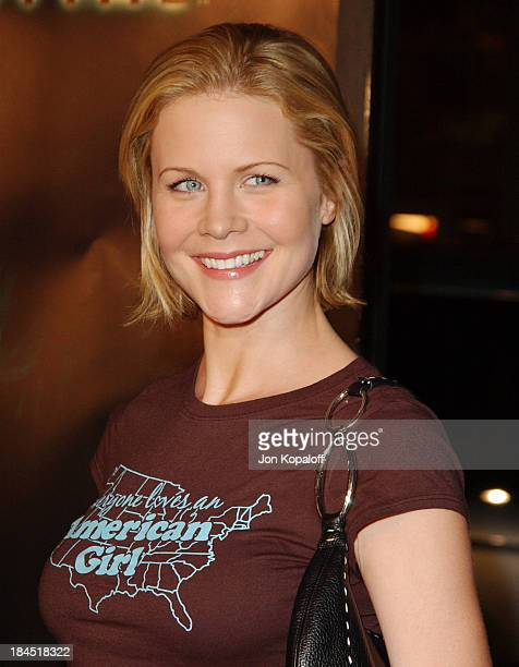 """Josie Davis during """"Constantine"""" Los Angeles Premiere - Arrivals at Grauman's Chinese Theater in Hollywood, California, United States."""