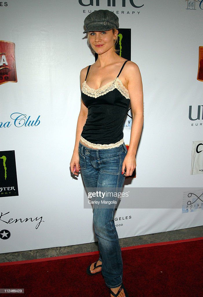 Josie Davis during LIVEStyle Entertainment Presents Hollywood Life Lounge at Cabana Club at Cabana Club in Hollywood, California, United States.