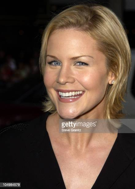 """Josie Davis during """"Windtalkers"""" Premiere at Grauman's Chinese Theatre in Hollywood, California, United States."""