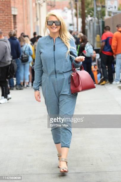 Josie Goldberg is seen on May 9 2019 in Los Angeles