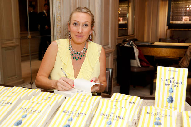"GBR: ""The Monte Carlo Connection"" By Josie Goodbody - Book Launch"