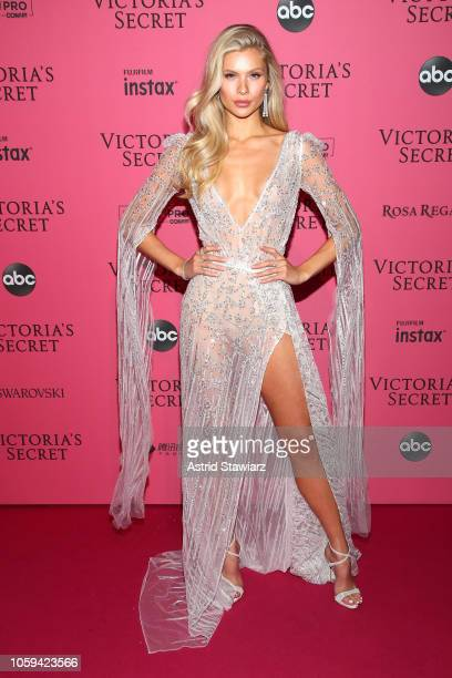 Josie Marie Canseco attends the 2018 Victoria's Secret Fashion Show After Party on November 8 2018 in New York City