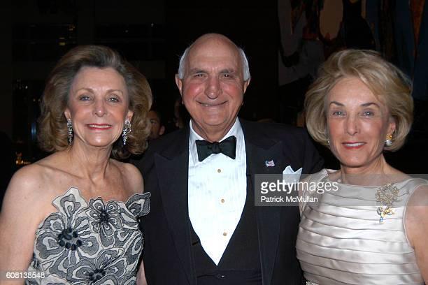 Josie Robertson Ken Langone and Elaine Langone attend WOMEN'S BOARD of THE BOYS' CLUB of NEW YORK Honor JOSIE ROBERTSON at Allen Room of Jazz at...