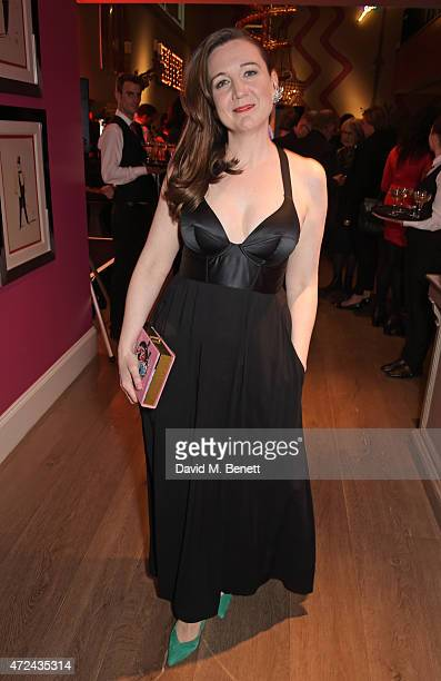 """Josie Rourke, Artistic Director of the Donmar Warehouse and director of """"The Vote"""", attend a special screening of The Donmar Warehouse production of..."""