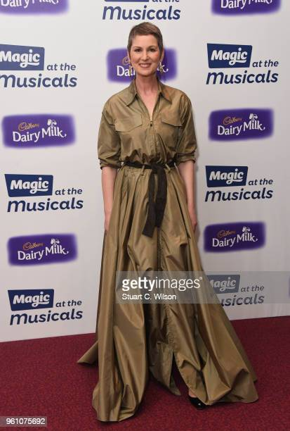 Josie Walker attends Magic Radio's event 'Magic At The Musicals' held at Royal Albert Hall on May 21 2018 in London England