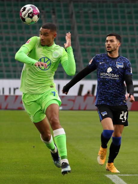 DEU: VfL Wolfsburg v Hertha BSC - Bundesliga