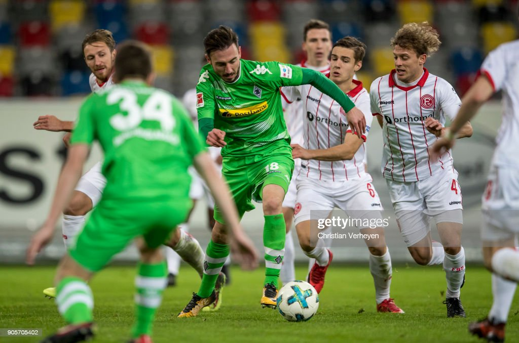 Fortuna Duesseldorf v Borussia Moenchengladbach - Friendly Match