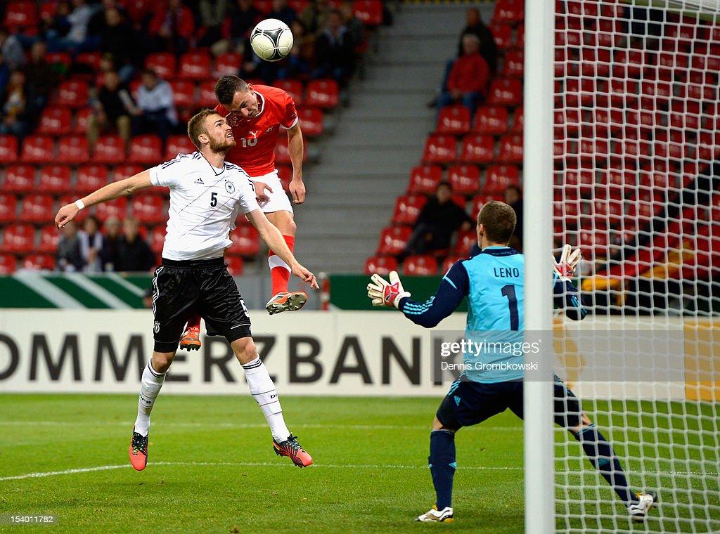U21 Germany v U21 Switzerland - Under 21 European Championship Play Off