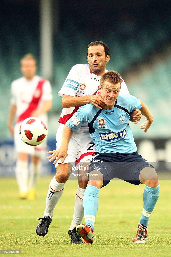A-League Rd 20 - Sydney FC v Heart