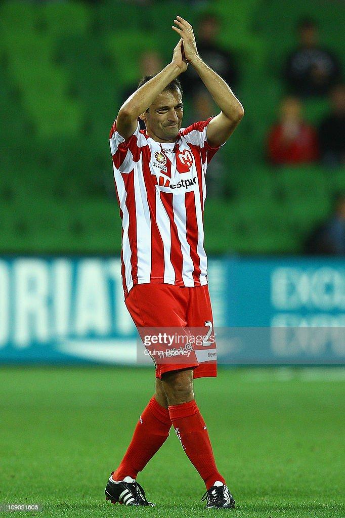 A-League Rd 27 - Heart v Sydney FC
