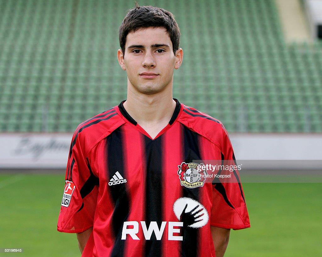 Josip Tadic during the Team Presentation of Bayer 04 Leverkusen on ...