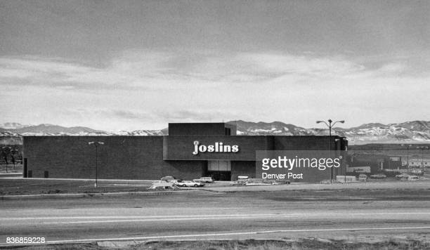 Joslins Store Opens Sunday In New Westminster Mall The sixth Denverarea Joslins department store will open at 10 am Sunday at Westminster Mall the...