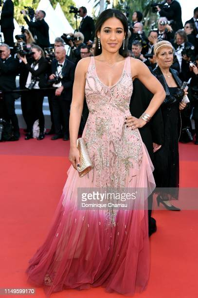 """Joséphine Jobert attends the screening of """"Rocketman"""" during the 72nd annual Cannes Film Festival on May 16, 2019 in Cannes, France."""