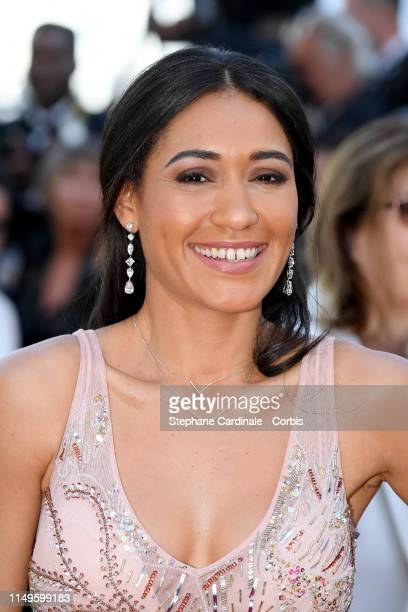 "Joséphine Jobert attends the screening of ""Rocketman"" during the 72nd annual Cannes Film Festival on May 16, 2019 in Cannes, France."