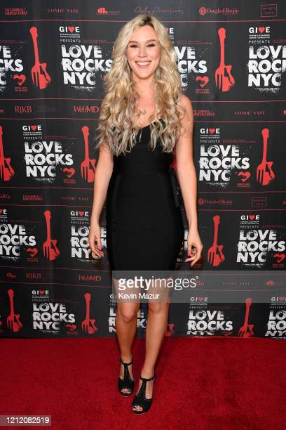 Joss Stone attends the Fourth Annual LOVE ROCKS NYC Benefit Concert For God's Love We Deliver at Beacon Theatre on March 12, 2020 in New York City.