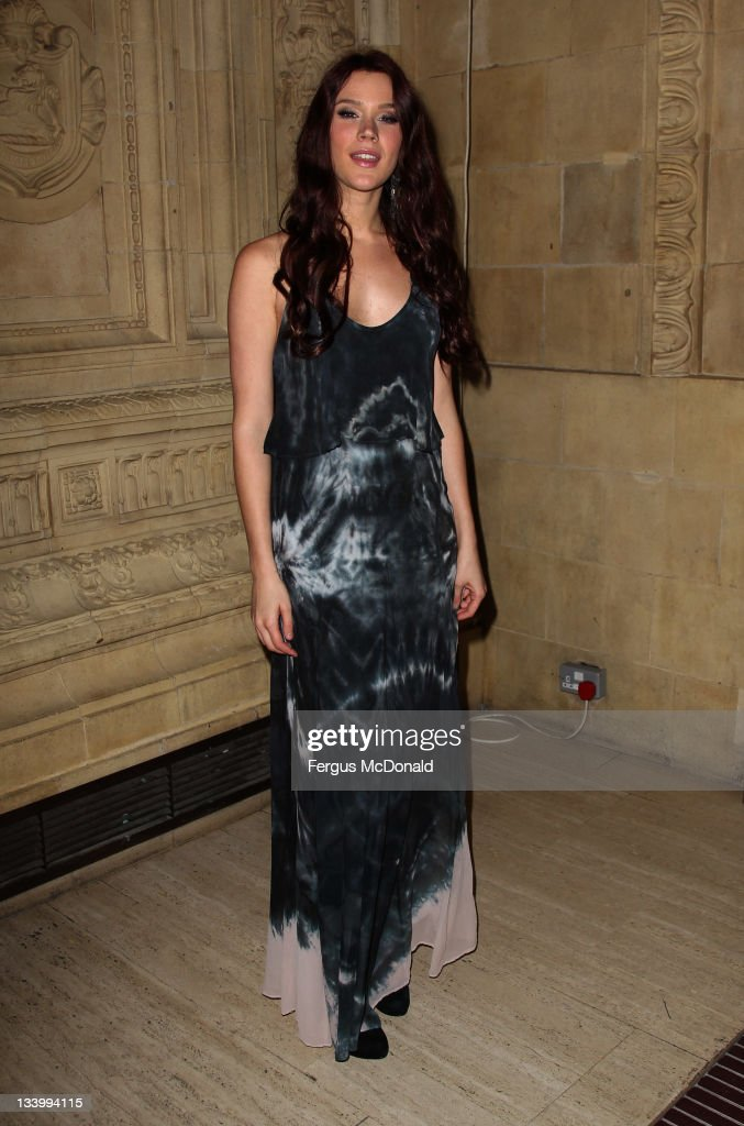 Joss Stone attends The Prince's Trust Rock Gala 2011 at The Royal Albert Hall on November 23, 2011 in London, United Kingdom.