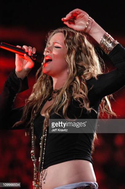 Joss Stone during 2004 VH1 Divas Show at MGM Grand in Las Vegas Nevada United States