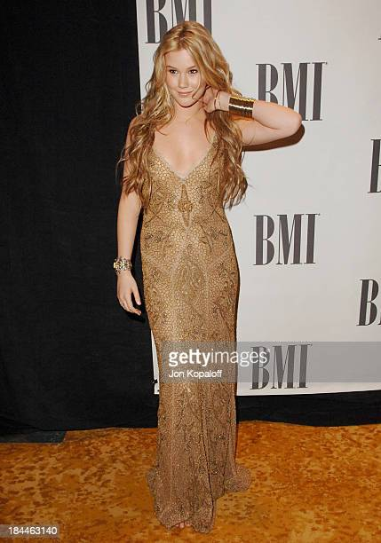 Joss Stone during 2005 BMI Pop Music Awards Arrivals at Regent Beverly Wilshire Hotel in Beverly Hills California United States