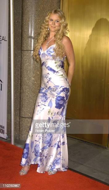 Joss Stone during 2005 Fashion Rocks - Red Carpet at Radio City Music Hall in New York City, New York, United States.