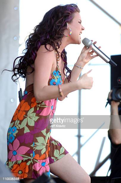 Joss Stone during 38th Annual New Orleans Jazz Heritage Festival Presented by Shell Joss Stone at New Orleans Fair Grounds in New Orleans Louisiana...