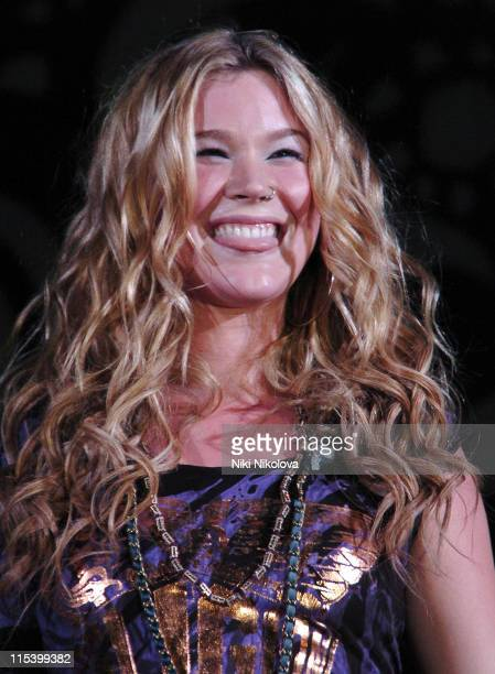 Joss Stone during Joss Stone in Concert at the Carling Apollo Hammersmith in London December 20 2005 at Carling Apollo Hammersmith in London Great...