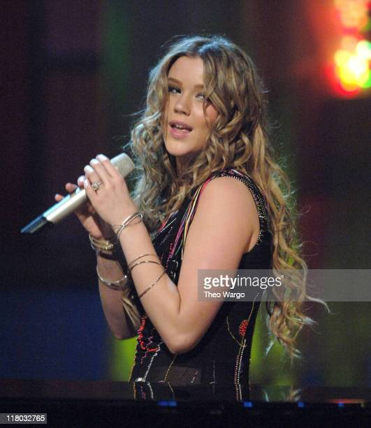 Joss Stone during VH1 Save The Music: A Concert To Benefit The VH1 Save The Music Foundation - Show - Day 2 at Beacon Theatre in New York City, New...