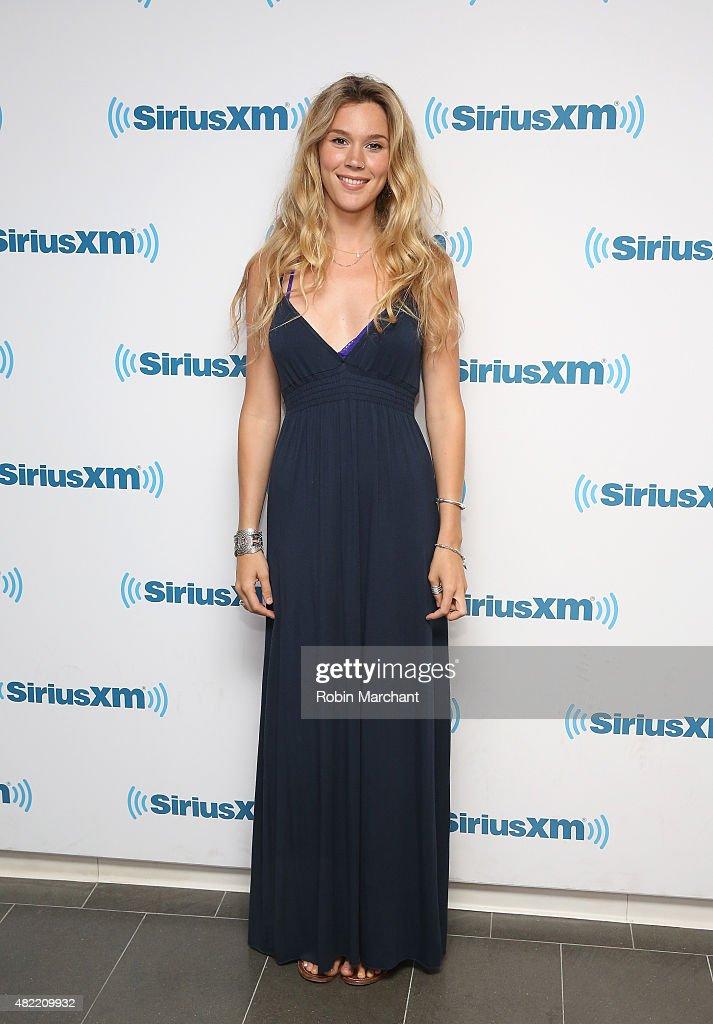 Celebrities Visit SiriusXM Studios - July 28, 2015