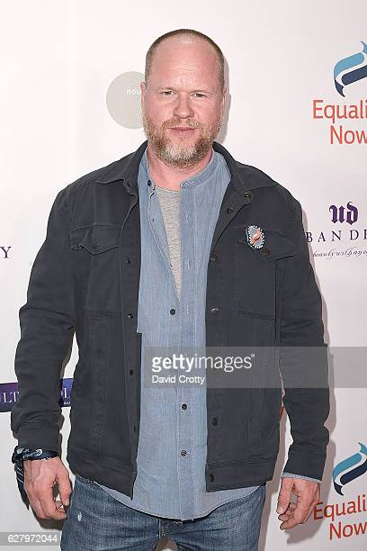 Joss Whedon attends Equality Now's 3rd Annual 'Make Equality Reality' Gala Arrivals at Montage Beverly Hills on December 5 2016 in Beverly Hills...