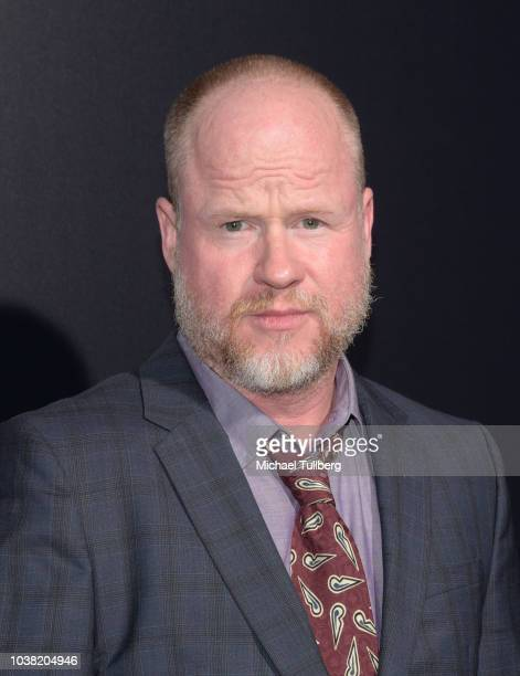 Joss Whedon attends the premiere of 20th Century Fox's Bad Times At The El Royal at TCL Chinese Theatre on September 22 2018 in Hollywood California
