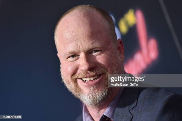 Joss Whedon attends the premiere of 20th Century FOX's 'Bad Times at the El Royale' at TCL Chinese Theatre on September 22 2018 in Hollywood...