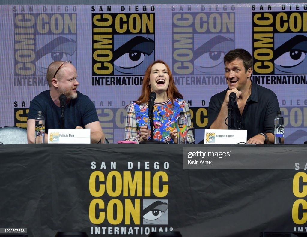 "Comic-Con International 2018 - ""Dr. Horrible's Sing-Along"" Blog Reunion"