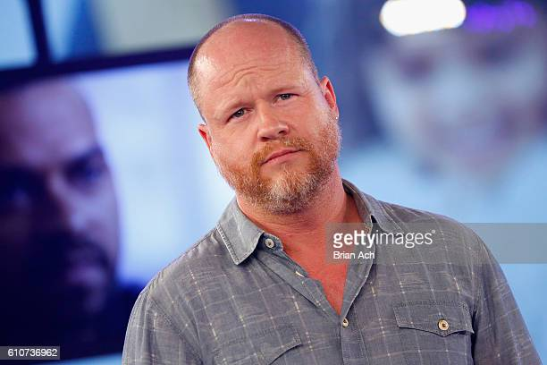 Joss Whedon participates in MTV Total Registration Live at MTV Studios on September 27 2016 in New York City