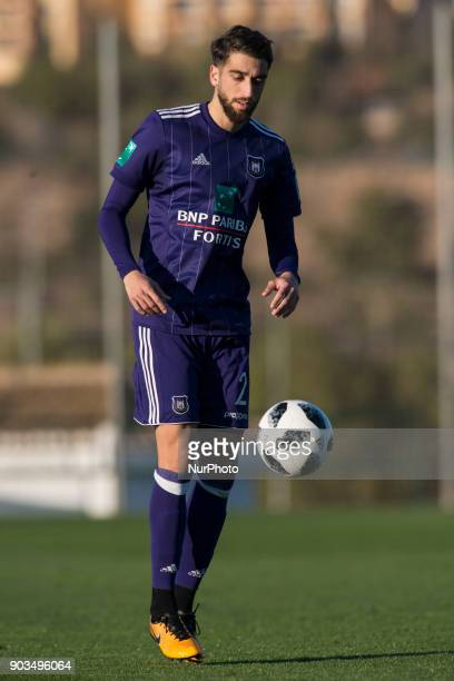 Josue Sa during the friendly match between FC Utrecht vs RSC Anderlecht at La Manga Club Murcia SPAIN 10th January of 2018