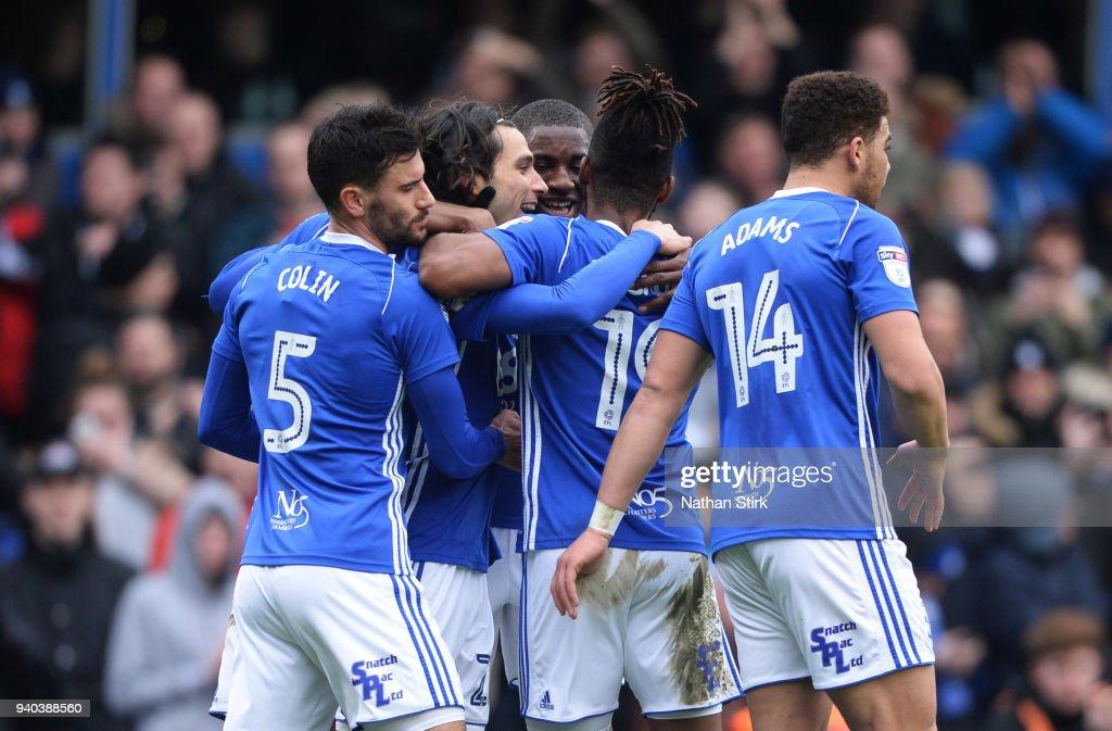 Birmingham City v Ipswich Town - Sky Bet Championship : News Photo