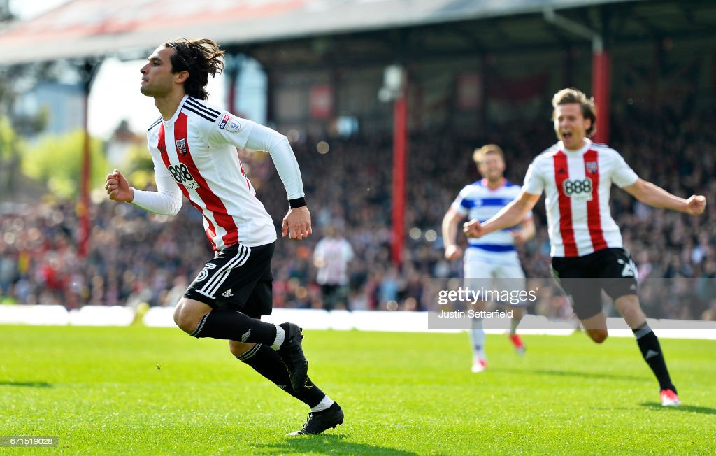 Brentford v Queens Park Rangers - Sky Bet Championship : News Photo