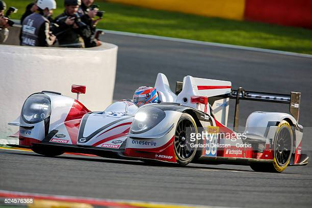 Jota Sport Gibson 015SNissan of Simon Dolan / Mitch Evans / Harry Tincknell in action during Round 2 of the 2015 FIA World Endurance Championship at...