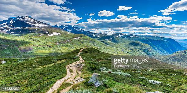 jotunheiman national park, norway - norway stock pictures, royalty-free photos & images