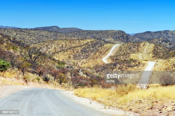 Joubert Pass, C 43, Namibia