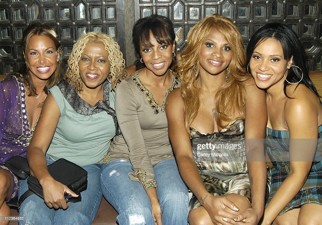 2005 VH1 Hip Hop Honors - Salt-N-Pepa After Party