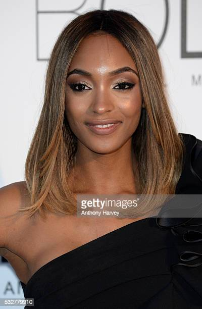 Jourdan Dunn attends the amfAR's 23rd Cinema Against AIDS Gala at Hotel du CapEdenRoc on May 19 2016 in Cap d'Antibes France