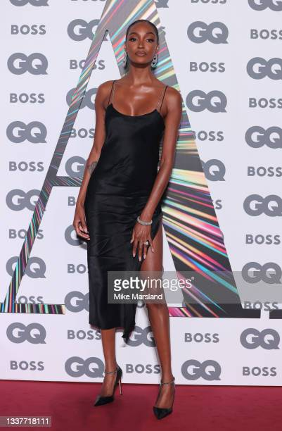 Jourdan Dunn attends the GQ Men Of The Year Awards 2021 at Tate Modern on September 01, 2021 in London, England.
