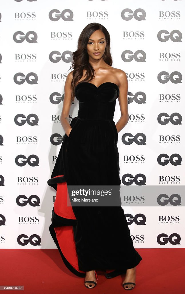 Jourdan Dunn attends the GQ Men Of The Year Awards at Tate Modern on September 5, 2017 in London, England.