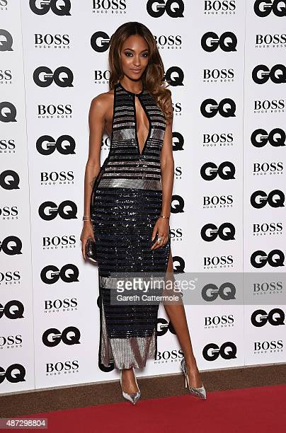 Jourdan Dunn attends the GQ Men Of The Year Awards at The Royal Opera House on September 8 2015 in London England