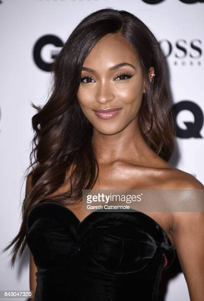 Jourdan Dunn attends the GQ Men Of The Year Awards at the Tate Modern on September 5 2017 in London England